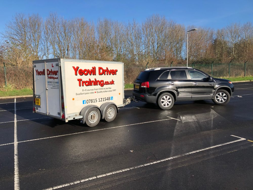 Yeovil Driver and Tailer Training